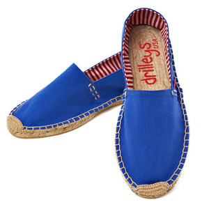 Royal Blue Espadrille